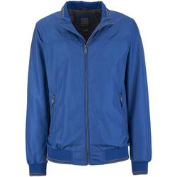 Odjeća Muškarci  Kratke jakne Geox M7221U T2050 Crvena