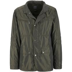 Odjeća Muškarci  Parke Geox M7221W T0706 Zelena