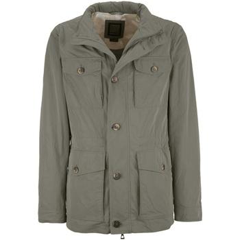 Odjeća Muškarci  Parke Geox M7223B T2337 Zelena