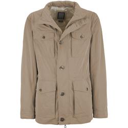 Odjeća Muškarci  Parke Geox M7223B T2337 Bež