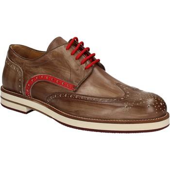 Obuća Muškarci  Derby cipele Exton 609 Smeđa