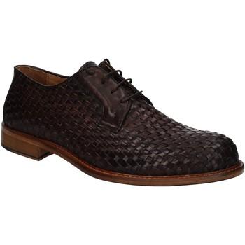 Obuća Muškarci  Derby cipele Exton 9910 Smeđa