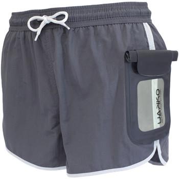 Odjeća Muškarci  Kupaći kostimi / Kupaće gaće Uakko 100/002 Siva