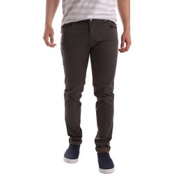 Odjeća Muškarci  Hlače s pet džepova Sei3sei PZV17 71339 Smeđa
