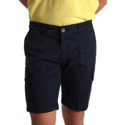 Odjeća Muškarci  Bermude i kratke hlače Sei3sei PZV130 7148 Plava