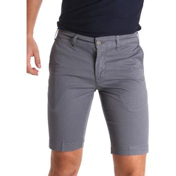 Odjeća Muškarci  Bermude i kratke hlače Sei3sei PZV132 71336 Siva