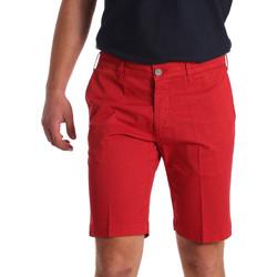 Odjeća Muškarci  Bermude i kratke hlače Sei3sei PZV132 71336 Crvena