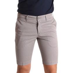 Odjeća Muškarci  Bermude i kratke hlače Sei3sei PZV132 71336 Smeđa