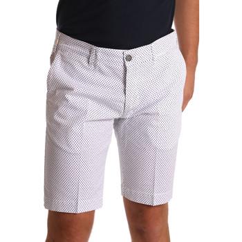 Odjeća Muškarci  Bermude i kratke hlače Sei3sei PZV132 71336 Bijela