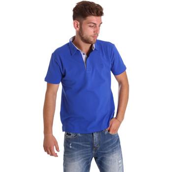 Odjeća Muškarci  Polo majice kratkih rukava Bradano 000116 Plava