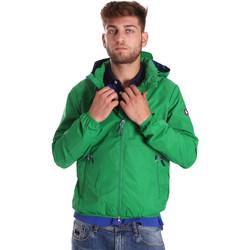Odjeća Muškarci  Vjetrovke U.S Polo Assn. 38275 43429 Zelena