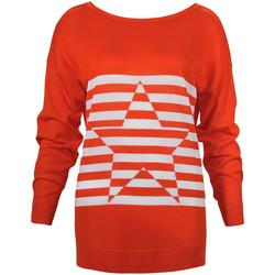 Odjeća Žene  Puloveri Denny Rose 73DR15013 Naranča