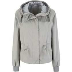 Odjeća Žene  Vjetrovke Geox W7221A T2381 Siva