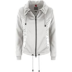 Odjeća Žene  Sportske majice Geox W7221M TC085 Siva