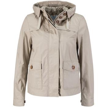 Odjeća Žene  Vjetrovke Geox W7221W T2298 Bež