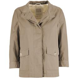 Odjeća Žene  Parke Geox W7223C T2343 Bež