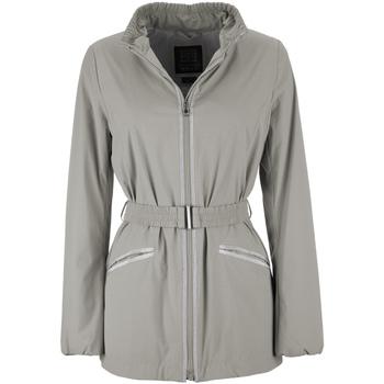 Odjeća Žene  Baloneri Geox W7223F T2334 Siva