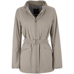 Odjeća Žene  Parke Geox W7223F T2334 Bež
