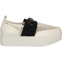 Obuća Žene  Slip-on cipele Solo Soprani C460 Bijela