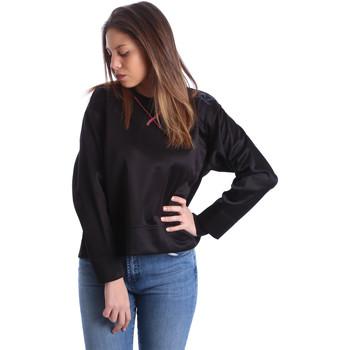 Odjeća Žene  Sportske majice Ea7 Emporio Armani 6XTM68 TN11Z Crno