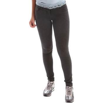 Odjeća Žene  Hlače s pet džepova Animagemella 17AI108 Siva