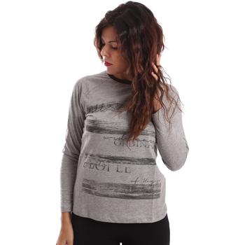 Odjeća Žene  Puloveri Key Up SGV9 0001 Siva