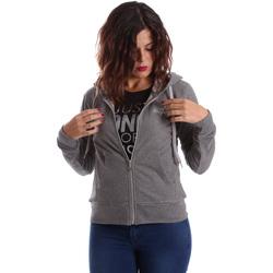 Odjeća Žene  Sportske majice Key Up SIX2 0001 Siva