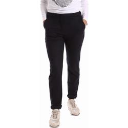 Odjeća Žene  Chino hlačei hlače mrkva kroja Gazel AB.PA.LU.0042 Plava