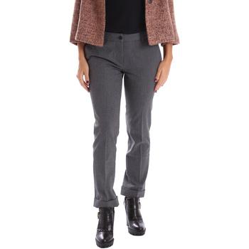 Odjeća Žene  Chino hlačei hlače mrkva kroja Gazel AB.PA.LU.0040 Siva