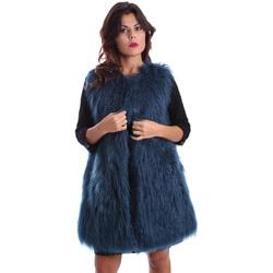 Odjeća Žene  Kaputi Gazel AB.CS.GL.0001 Plava