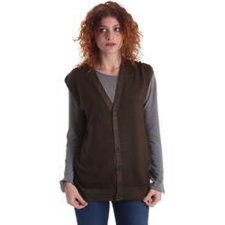 Odjeća Žene  Veste i kardigani Wool&co WO0004 Zelena