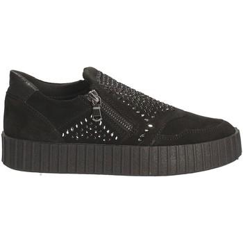 Obuća Žene  Slip-on cipele Geox D6434D 02285 Crno