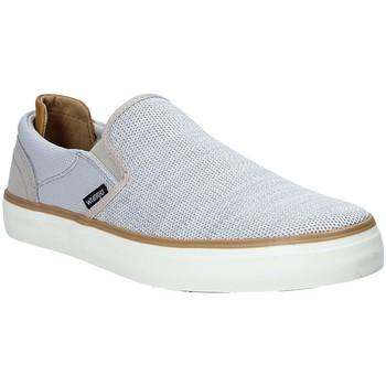 Obuća Muškarci  Slip-on cipele Wrangler WM91122A Siva