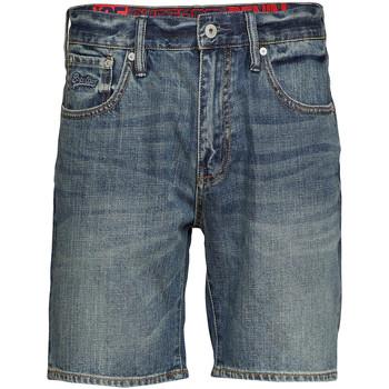 Odjeća Muškarci  Bermude i kratke hlače Superdry M71001WT Plava