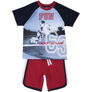 Odjeća Dječak  Dječji kompleti Chicco 09076316000000 Crvena