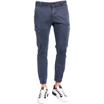 Odjeća Muškarci  Cargo hlače Gaudi 921BU25011 Plava