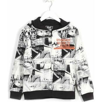 Odjeća Djeca Sportske majice Losan 623 6008AA Siva