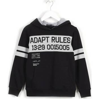 Odjeća Djeca Sportske majice Losan 623 6664AA Crno