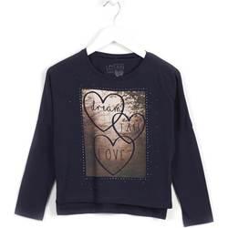 Odjeća Djevojčica Sportske majice Losan 624 1008AB Plava