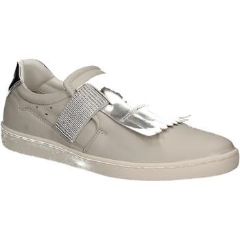 Obuća Žene  Slip-on cipele Keys 5058 Bijela