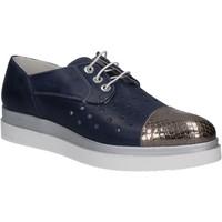 Obuća Žene  Derby cipele Keys 5107 Plava