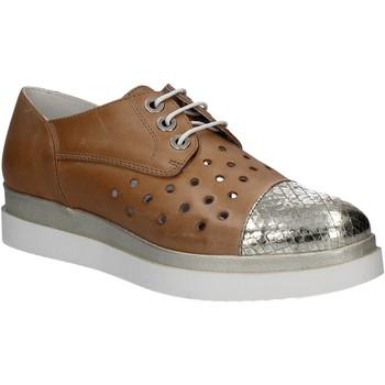 Obuća Žene  Derby cipele Keys 5107 Smeđa