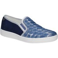 Obuća Žene  Slip-on cipele Keys 5051 Plava