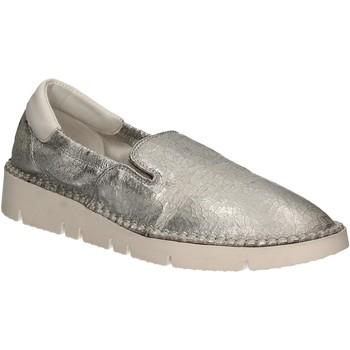 Obuća Žene  Slip-on cipele Keys 5075 Srebro