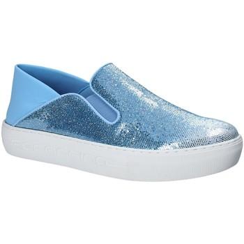 Obuća Žene  Slip-on cipele Fornarina PE17YM1002V011 Plava