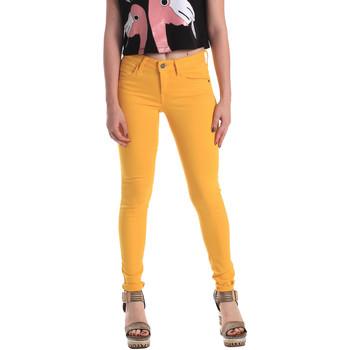 Odjeća Žene  Skinny traperice Fornarina BE171L37D86846 Žuta boja