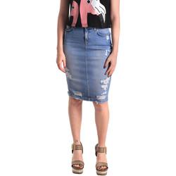 Odjeća Žene  Suknje Fornarina BE172B88D873DA Plava