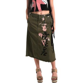 Odjeća Žene  Suknje Fornarina BE172C10G29231 Zelena
