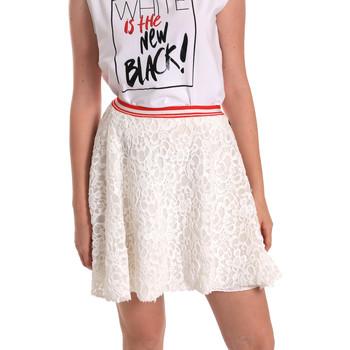 Odjeća Žene  Suknje Fornarina BE172C12H26509 Bijela