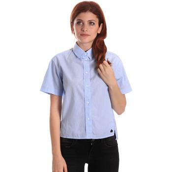 Odjeća Žene  Košulje i bluze Fornarina BE174567CA1218 Plava